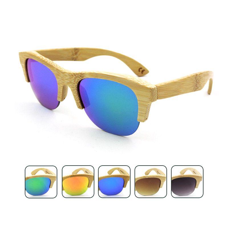 Großhandel Hohe Qualität Strand Holz Sonnenbrille Frauen Männer ...