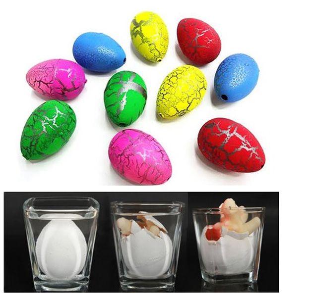 مصغرة لطيف ماجيك تزايد دينو البيض تفقيس ديناصور إضافة الماء متعدد الألوان بيض ديناصور مضحك لعب للأطفال أطفال هدايا بالجملة
