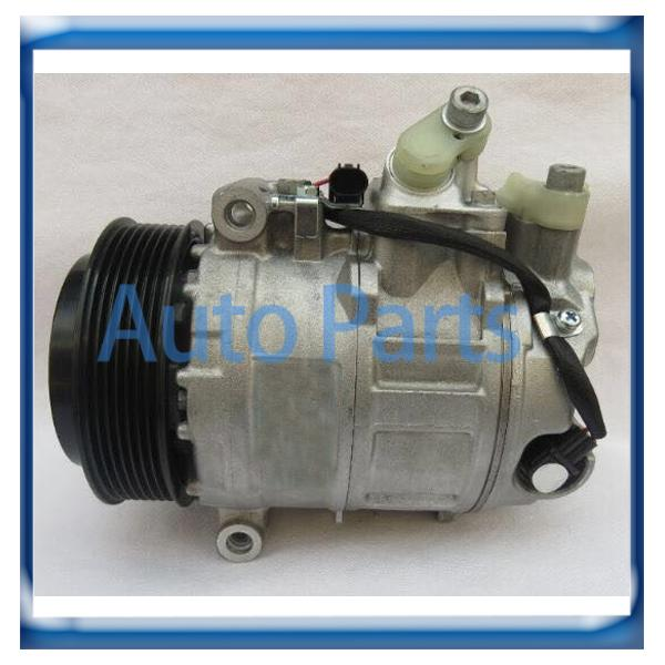 HFC134A 7SEU16C 교류 압축기 메르세데스 벤츠 W215 W220 W211 용 447220-8250 4472208250