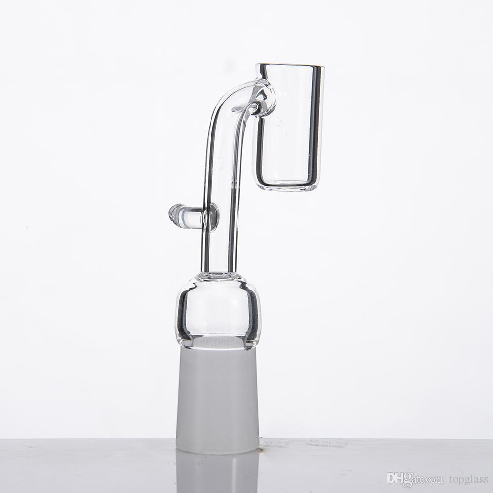 Best Selling Quartz Crystal Banger Enail with Hook 14.4mm/18.8mm male female joint, for 16mm Heating Coil