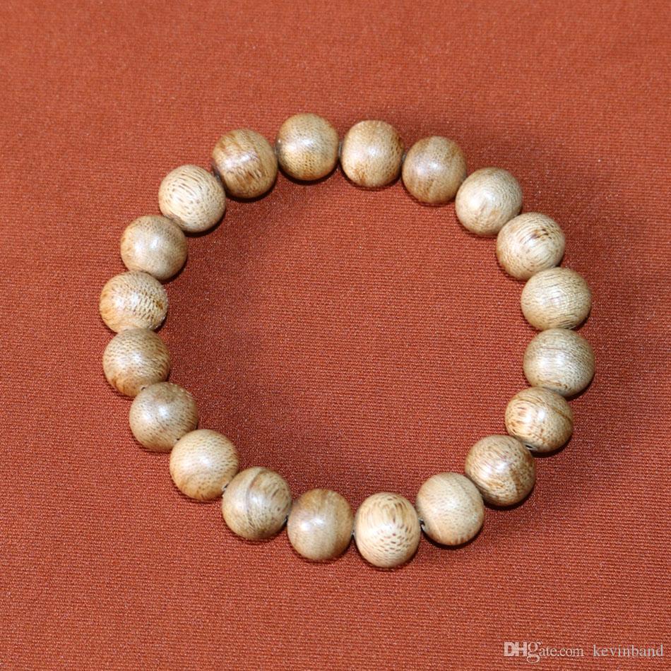 10mm gebetsperlen Echte natürliche Chinesische HaiNan Agarwood perlen armband für frauen China oud aloeswood armreif Gaharu Rosary Bead