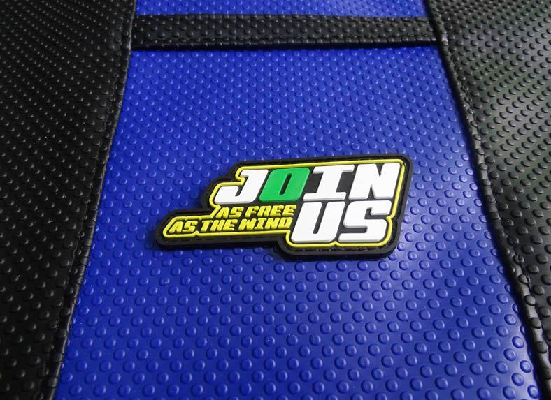 25 ensembles housse de siège Vente directe en gros Moto Motocross Yamaha pièces Off Road Racing pour yzf250 yz450f ttr250 wr250f wr450