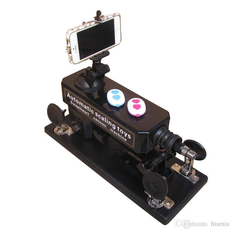 Jeu de mitrailleuse automatique A09 avec photographie et vidéo Bluetooth a balayé le monde Masturbation féminine Jouet sexuel télescopique