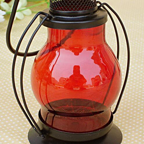 Нет свечи мода горячая Закка железа подсвечник подсвечник керосиновые спиртовые лампы праздничный подарок украшения дома