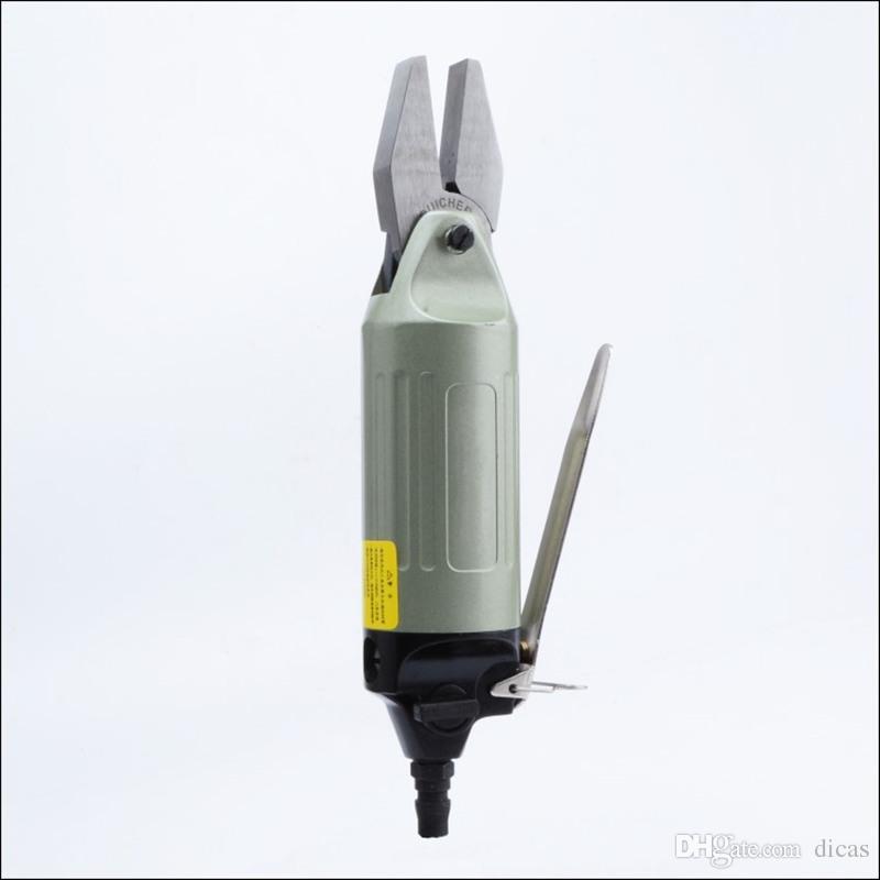 бесплатная доставка пневматические клещи плоскогубцы плоский зажим головы без зубов воздуха тиски ветер плоскогубцы провод обжимной обжимной инструмент