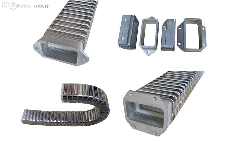 2018 Wholesale Dgt Type 52*102 Machine Electric Wire Flexible Duct ...