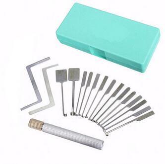 GOSO Auto Dimple Lock Pick Kaba Lock Opener Locksmith Tool