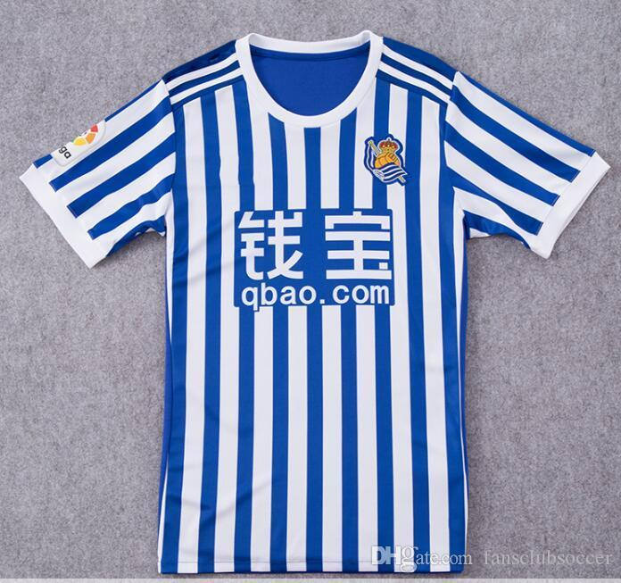 Maillot Domicile Real Sociedad Willian J.