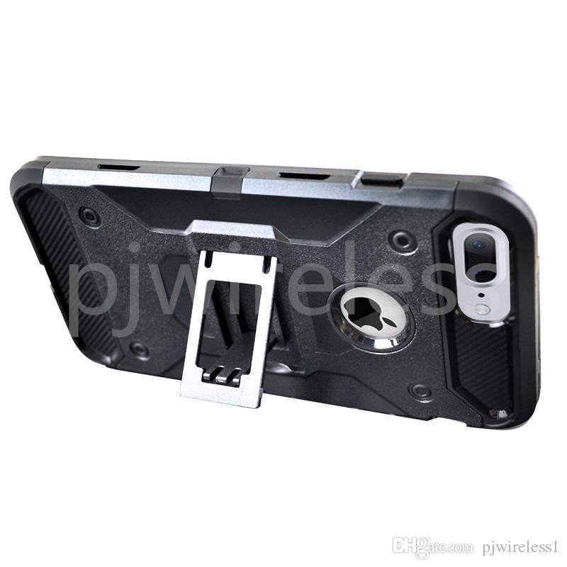 For LG Aristo Metropcs LV3 V3 MS210 K8 2017 Grand X4 Z956 360 Degree free Case armor Heavy Duty Rugged Defender Holster Clip