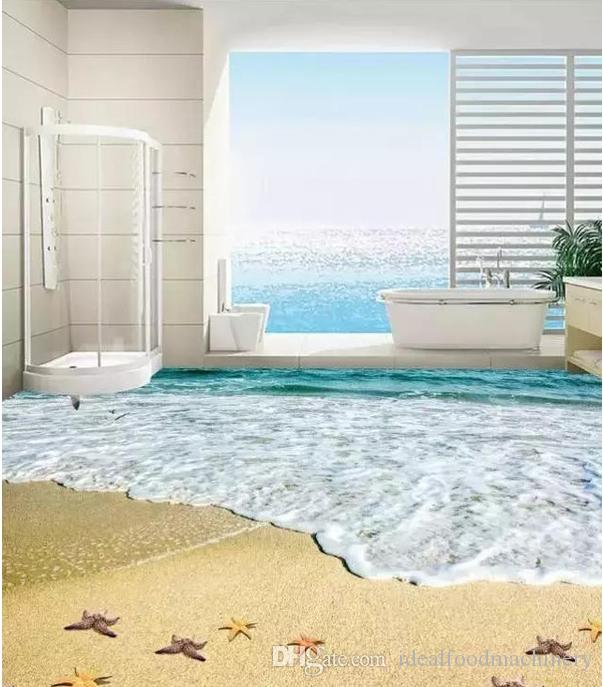 2018 Time Limited 3d Floor Background Ceramics Wall Tiles Creative ...
