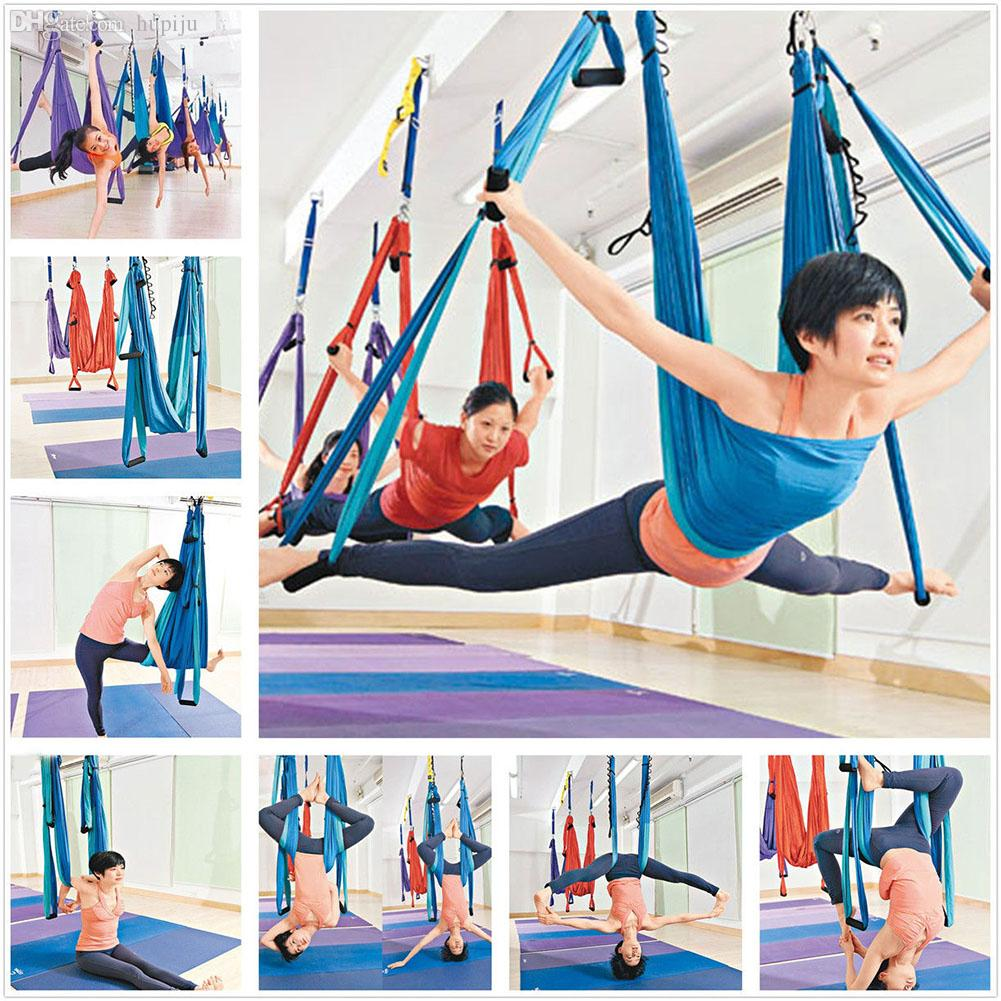 buy cheap yoga stripes for big save wholesale de pression hammock inversion trapeze anti gravity aerial traction yoga gym fitness swing sling hanging     buy cheap yoga stripes for big save wholesale de pression      rh   dhgate