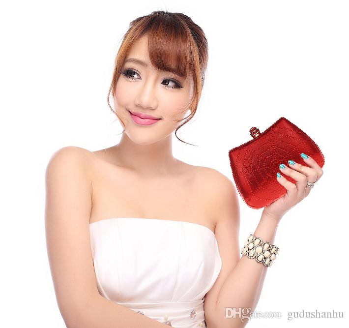 Frau Tasche Cobweb Abendtaschen 2016 Winter Tasche Handtasche Mode Handtaschen Designer Marke Hohe Qualität Flash Bolsa Feminina HQB1712