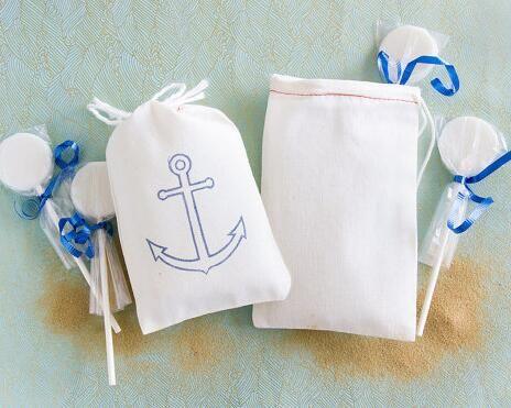 Nautical Destination Wedding Anchor Hangover Kit Favor Gift Welcome ...
