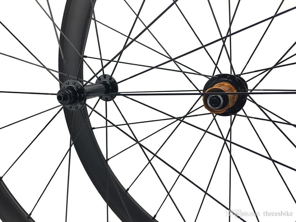Only 980g Carbon Bike Wheelset 20mm Tubular Carbon Bicycles Wheels Road Bicycle Carbon Wheel 1420 Spoke 3K Weave 700C Super Light Wheeslet