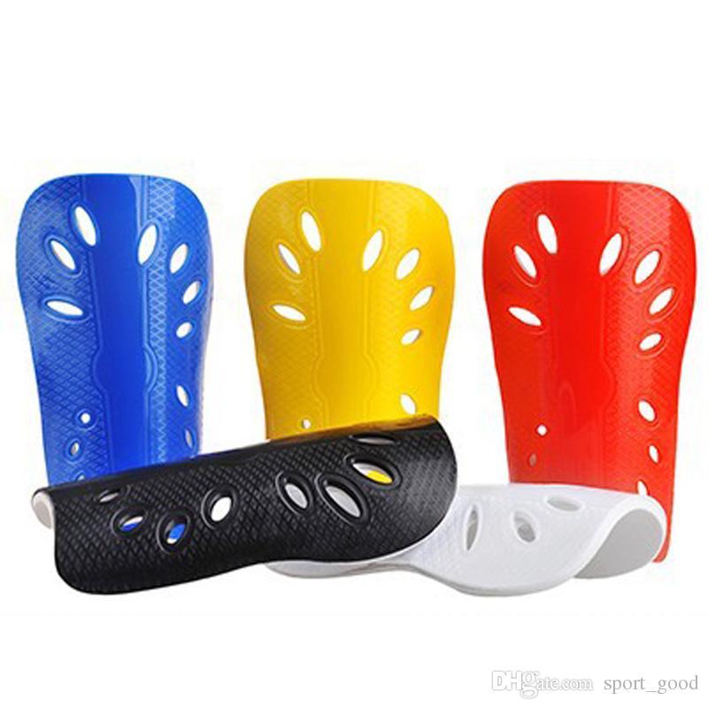 Crianças Adultos Esportes Ao Ar Livre Treinamento de Futebol de Futebol Ultra-light Leg Guards Respirável Respirável Shin Pads Placa Protetor de Pernas para Venda