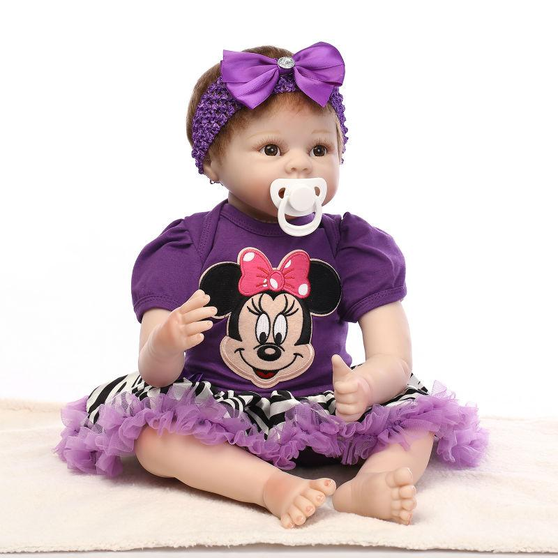 Unique Style Doll Reborn Baby Doll Movie Photography Props Lifelike