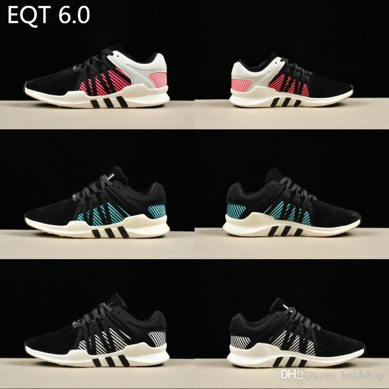 2017 Adidas Originals Hot Sale EQT 6.0 Support ADV Primeknit 93 Variant  Zebra Boost Women Men Running Shoes Fashion Casual Sports Sneakers  Basketball Shoes ...
