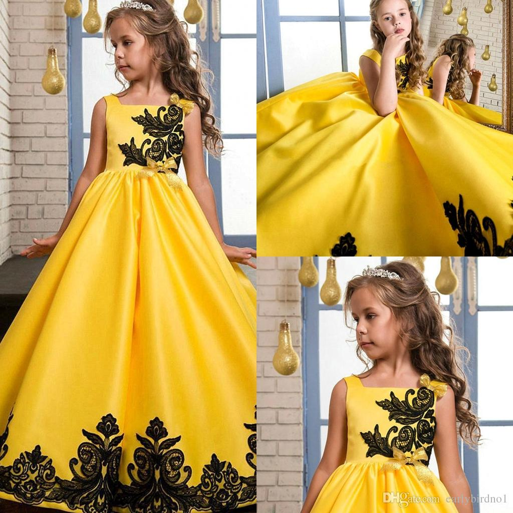 Pageant Dresses for Girls 2018
