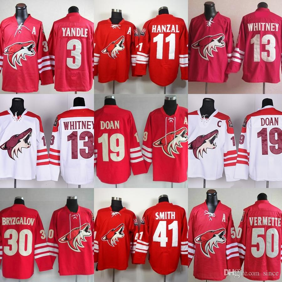 c0d0dbf52 ... usa nhl coyotes 13 ray whitney white road stitched jersey 2018 factory  outlet mens phoenix coyotes