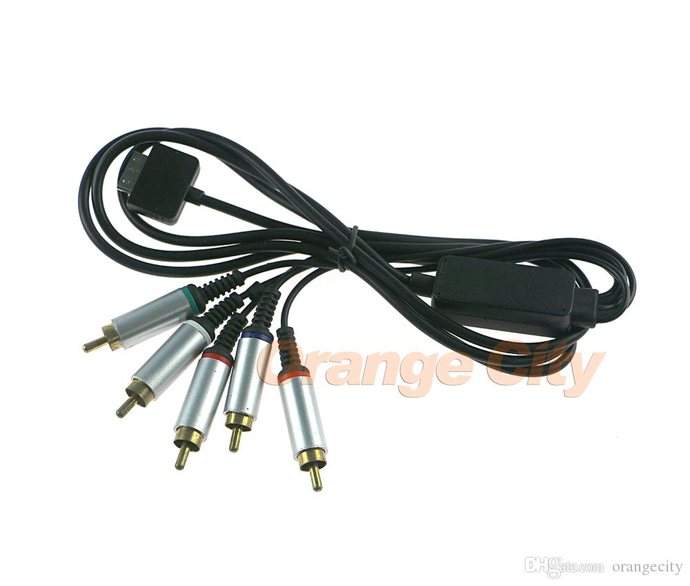 Component RCA HD AV Audio Video Cable for PSP GO PSPGO