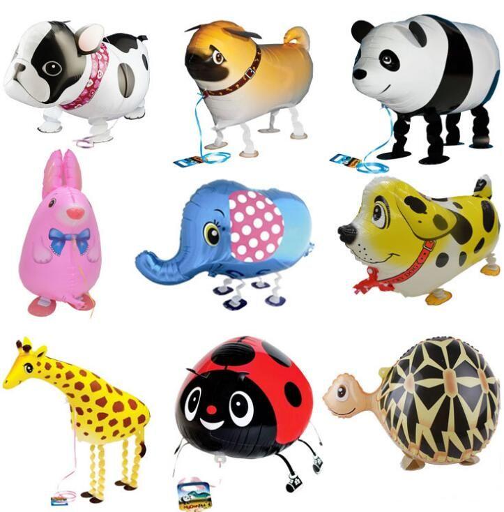 various walking animal balloon pet christmas balloons party