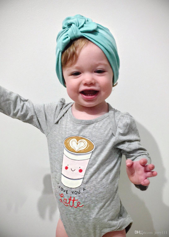 Cute Newborns Bowknot Cap Girls boys 1-6 Year Baby Photography Turban Caps Accessories Kids Rabbit Ears Beanie Hat LC638-1