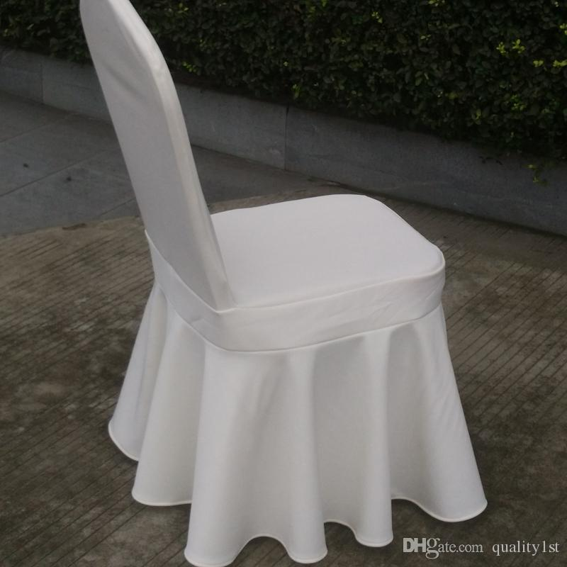 chair covers for sale. 2016 top sale lycra spandex chair cover skirt table linens for weddings armchair slipcover from quality1st, $487.44| dhgate.com covers