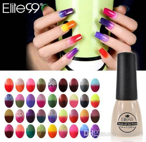Color Changing Nail Polish Chameleon Gel Need UV Lamp Curing 96 Color 7ml Art Gel To Pick For Nail Art DIY Decoration