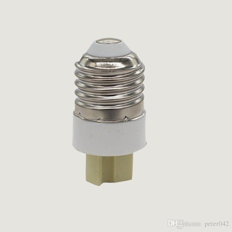 G9 bis E26 E27 Lampenfassung Adapter Buchse Konverter Fitting Transformator