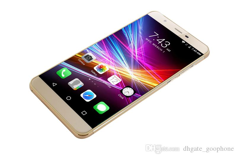 2018 6 0 Huawei mate 9 mate10 Max Clone Android phone Octa Core Android4 4  Dual Sim Unlock Smartphone 4GB RAM 32GB ROM 8 0MP with Gift
