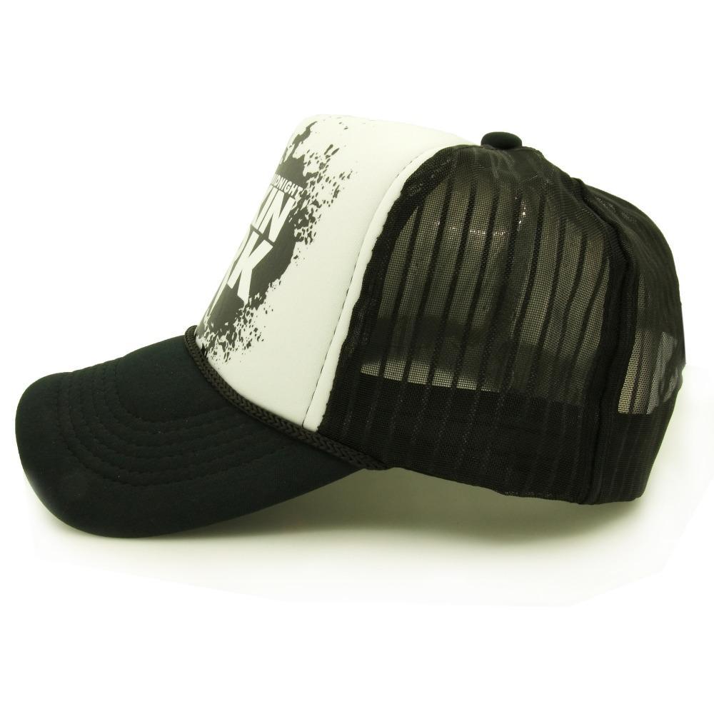 Fashion Print Leisure Linkin Park Rock Baseball Cap Hat Summer Mesh ... a9070f3643da