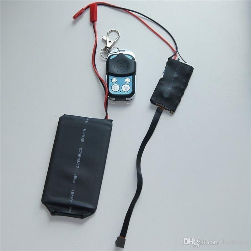 S01 Küçük 1080 P HD DIY Modülü Kamera Mini Vücut DV Güvenlik DVR Taşınabilir Kamera Hareket Uzaktan Kumanda ile Tespit Video Kaydı