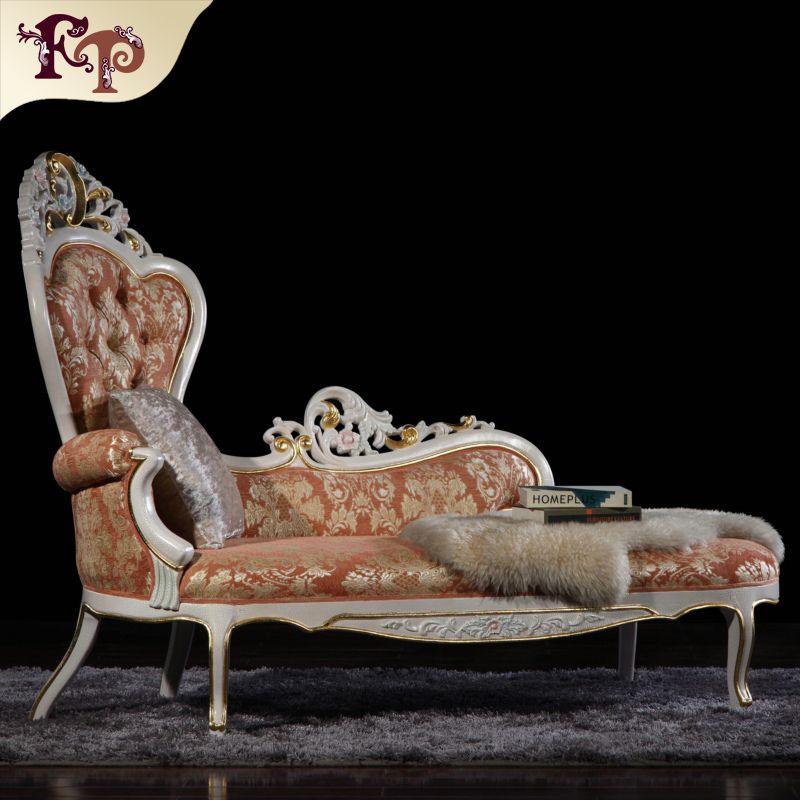 Großhandel Luxus Chaise Lounge Französisch Klassische Möbel ...