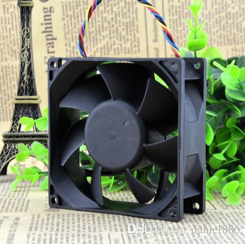 AVC 90 * 90 * 32 12V 1.0A DA09232B12H 9 см вентилятор контроля температуры шкаф сервер 4 провода