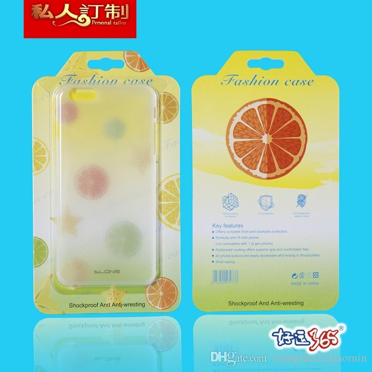 Wholesale Retail Colorful Original Design Empty Packaging Box For Phone Cover For Moto Z Samsung Note 7 For Display