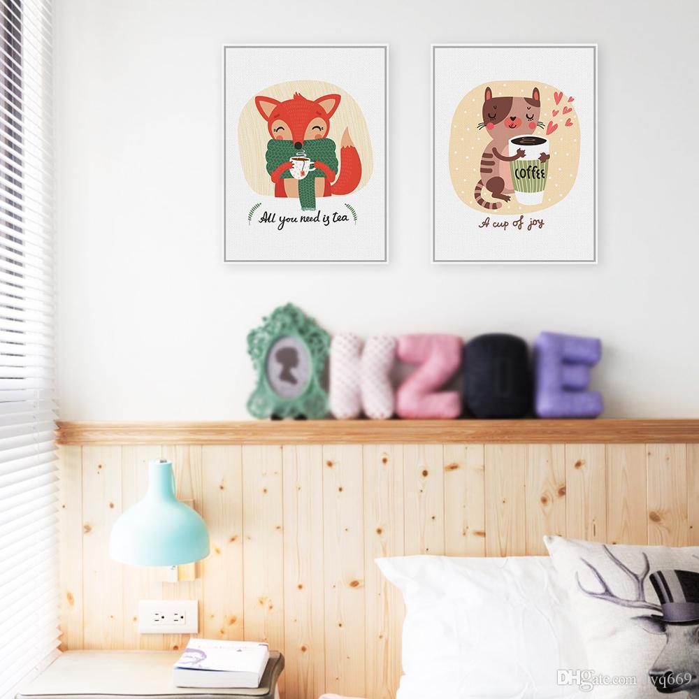 Beste Kinderzimmer Gerahmte Drucke Ideen - Bilderrahmen Ideen ...