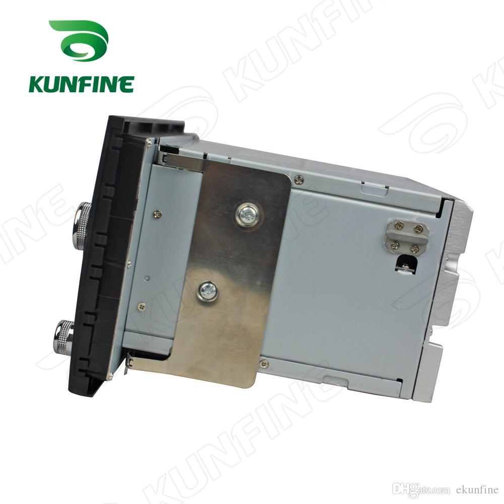 Giocatore di navigazione GPS auto Android 5.1 Quad Quad Core 1024 * 600 Audi A4 2002-2008 con controllo del volante di Radio Wifi 3G