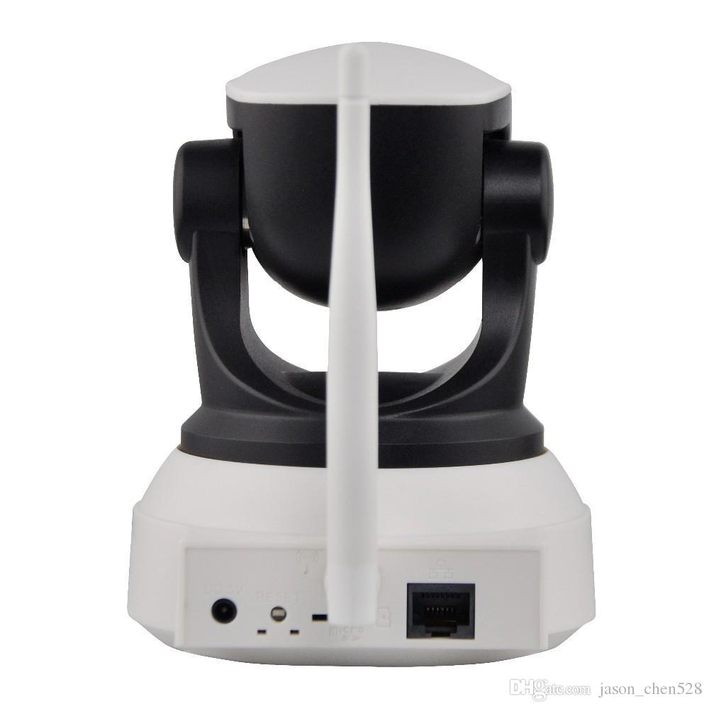 Cámara CCTV Cámara IP inalámbrica de alta calidad HD 720P Cámara de visión nocturna Wifi Cámara de red IP CCTV WIFI Cámara IP Onvif P2P