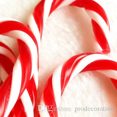 New Fashion Candy Cane Ornaments Christmas Tree Hanging Decoration Festival Party Xmas Christmas Decorations For Home Decoration