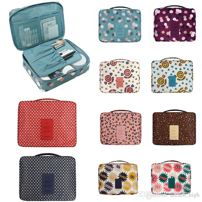 07bbcb581dc Women Makeup Bag Cosmetic Bags Bolso Beauty Case Ladies Cosmetics ...