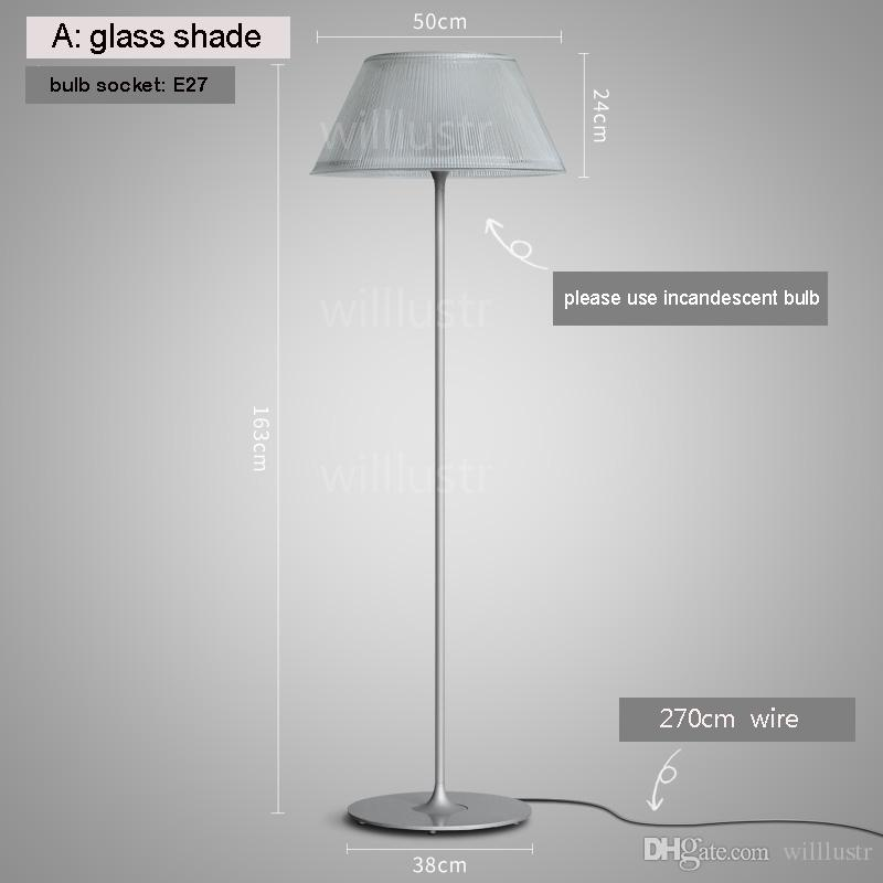 Willlustr романтический торшер ребристые стекла ткань тень современное освещение классический дизайн гостиная спальня кабинет диван боковой свет прикроватные