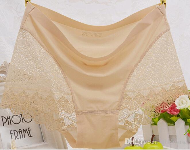 Hot sale Fashion Fabric Ultra-thin Victoria Comfort Underwear Lace Cotton Sexy Women Panties Seamless Vintage Underwear