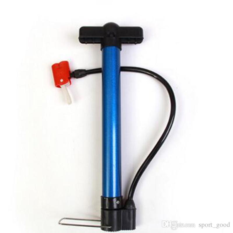 휴대용 자전거 자전거 강관 펌프 볼 타이어 손 고압 팽창기 산악 자전거 액세서리 손 공기 펌프 무료 배송