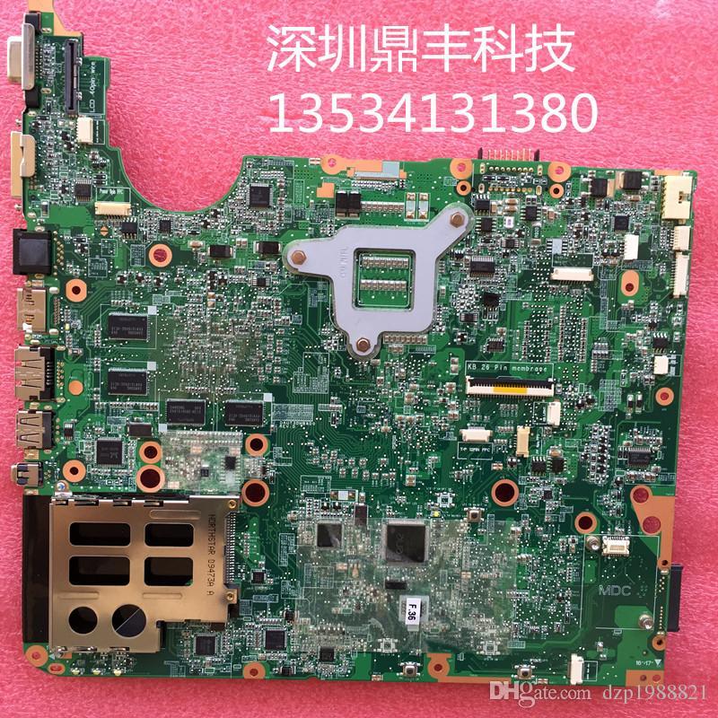 516293-001 board for HP pavilion DV7 DV7-2000 laptop intel motherboard with M96/1G chipset
