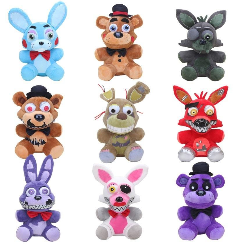 2019 25cm Five Nights At Freddy S Fnaf Plush Doll Toys