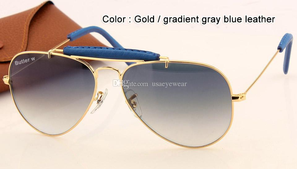 Keine rahmen sonnenbrille damen großen rahmen goldrahmen steigung ...