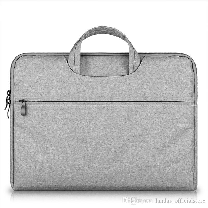 Hand bag Laptop Sleeve case for MacBook Air 11 13 inch Pro Retina 12 13 15 AKR Suitings