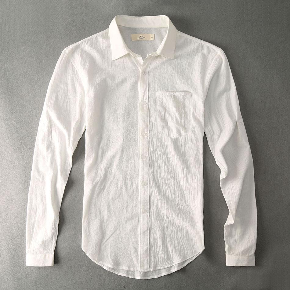 4e43d88001 Mens Skinny Fit White Shirt - DREAMWORKS