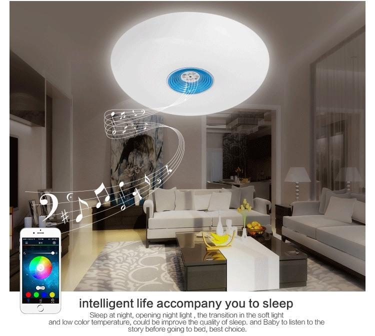 2017 Hot Sale Music Player Bluetooth Speaker Led Lights Bluetooth ...