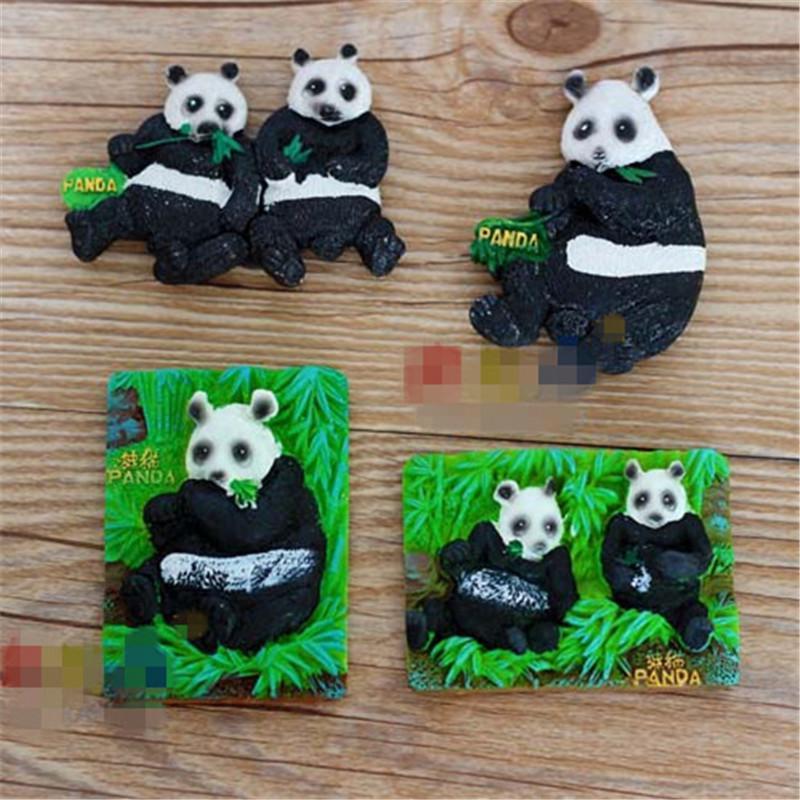 Großhandel Freies Verschiffen 4 Teile / Los Chinesischen Panda Küche ...
